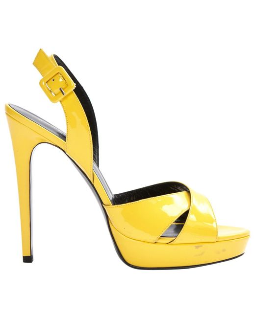 Pre-owned - Patent leather sandals Barbara Bui 5WDJgOL