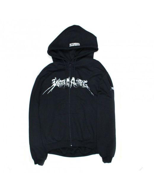 Vetements - Black Jacket - Lyst