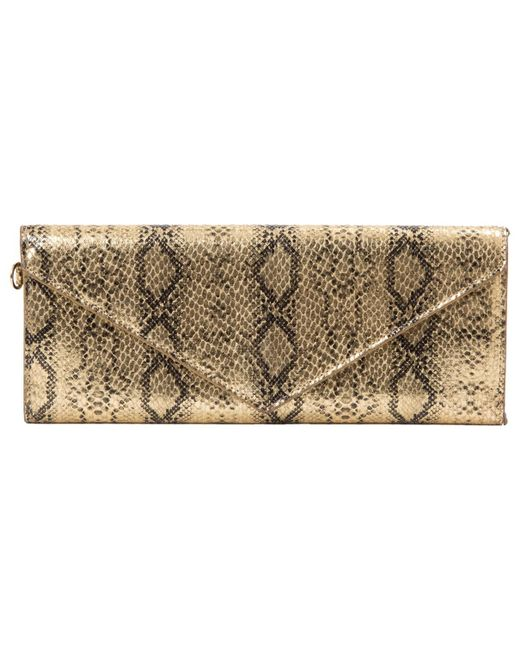 Marc By Marc Jacobs - Metallic Leather Wallet - Lyst