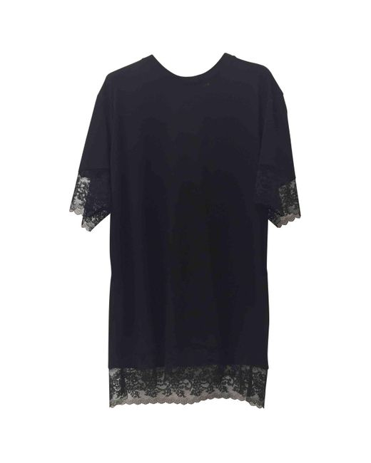 Givenchy - Pre-owned Black Viscose Top - Lyst