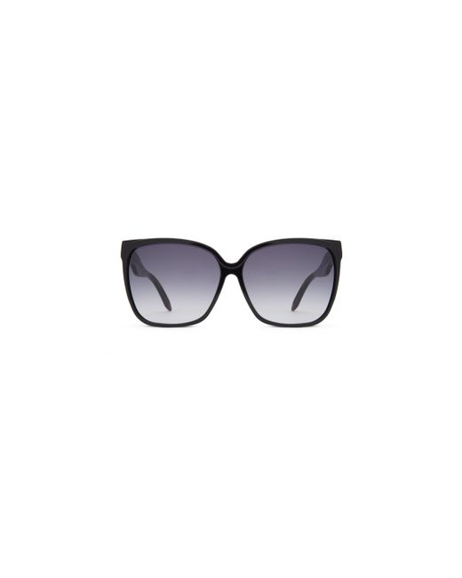 Victoria Beckham | Black Fine Square Wave | Lyst