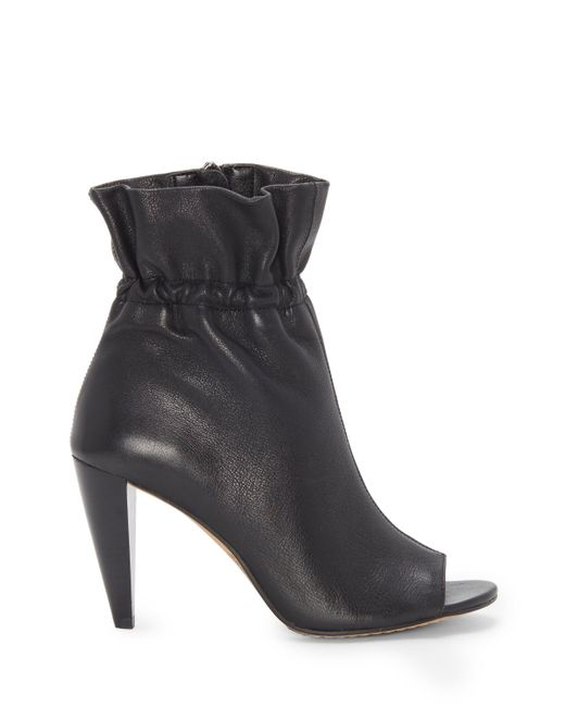 Vince Camuto - Black Addiena – Scrunch Bootie - Lyst