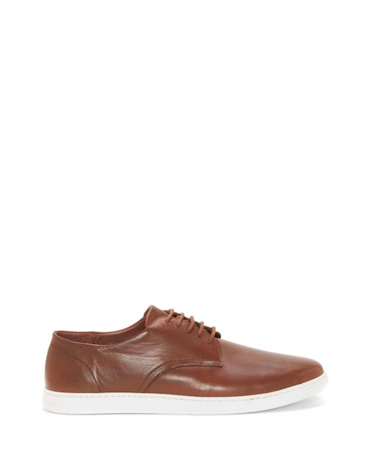 Vince Camuto - Brown Nok – Leather Sneaker for Men - Lyst