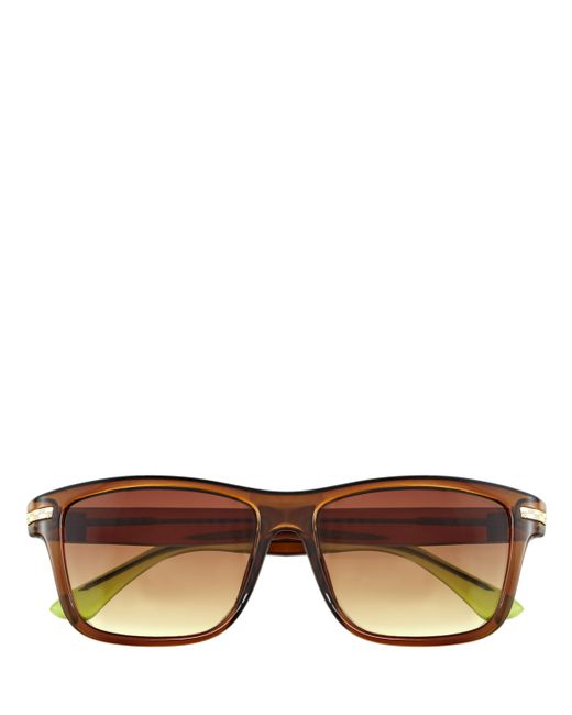 Vince Camuto | Brown Colored-temple Sunglasses | Lyst