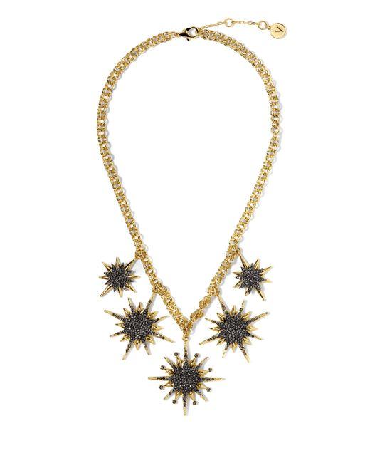 Vince Camuto | Metallic Star Statement Necklace | Lyst