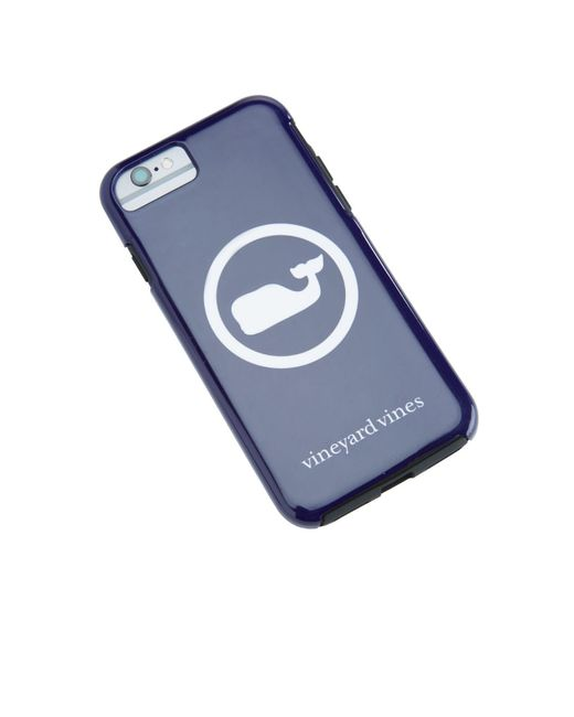 Vineyard Vines - Blue Whale Dot Iphone 7 / 8 Case - Lyst