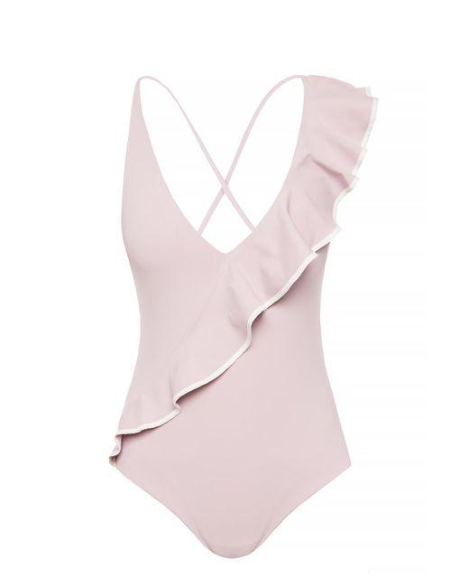 a5ff7899f6d7 Marysia Swim - Pink One-piece Swimsuit - Lyst ...