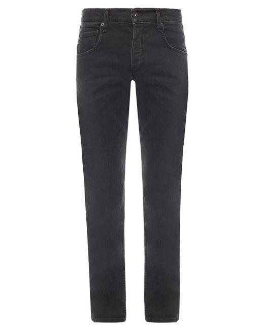 Rag & Bone - Black Straight Leg Jeans for Men - Lyst