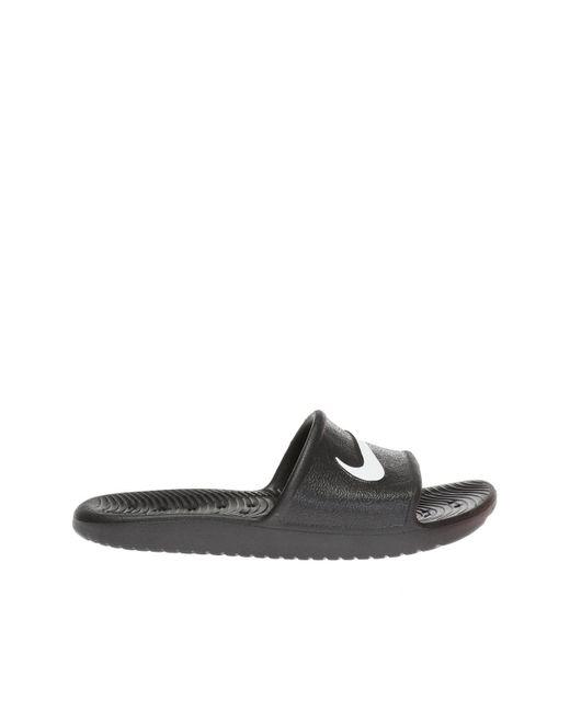 f0b2460f5 Lyst - Nike 'kawa' Slides in Black for Men - Save 44%