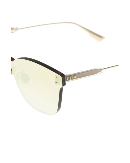 2ea75c4f36d ... Dior - Metallic  color Quake 2  Sunglasses for Men - Lyst