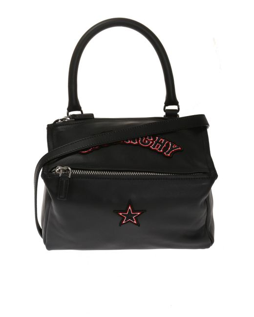 Givenchy - Black  pandora  Shoulder Bag - Lyst ... e30680d113445
