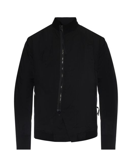 Julius - Black Asymmetrical Jacket for Men - Lyst