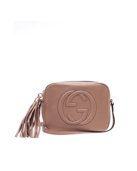 ccd51abaa560 Gucci - Multicolor 'soho Disco' Shoulder Bag - Lyst ...