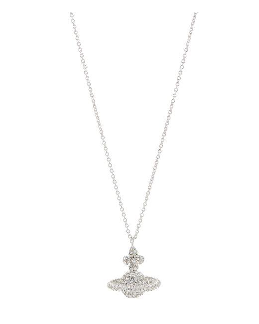 Vivienne Westwood   Metallic Grace Small Pendant Crystal   Lyst