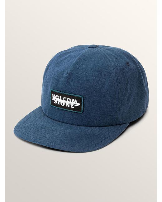 ab0a8cf8e52258 Lyst - Volcom Scribble Stone Hat in Blue for Men