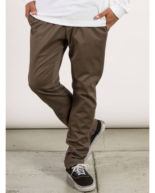 Volcom   Multicolor Frickin Comfort Chino Pants for Men   Lyst