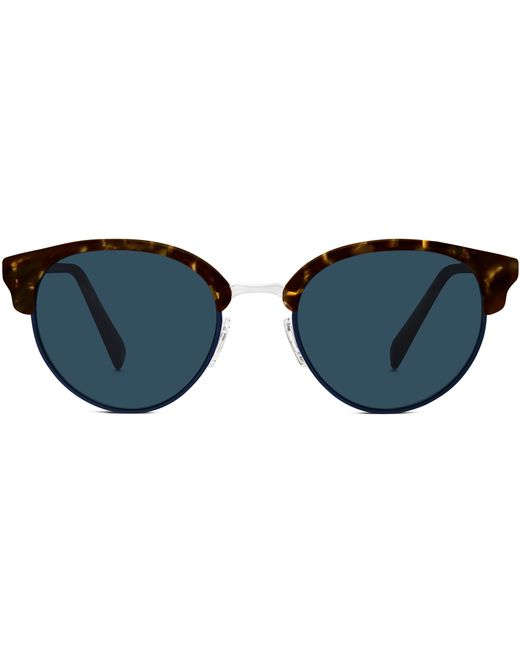 Warby Parker | Blue Carraway Sunglasses for Men | Lyst