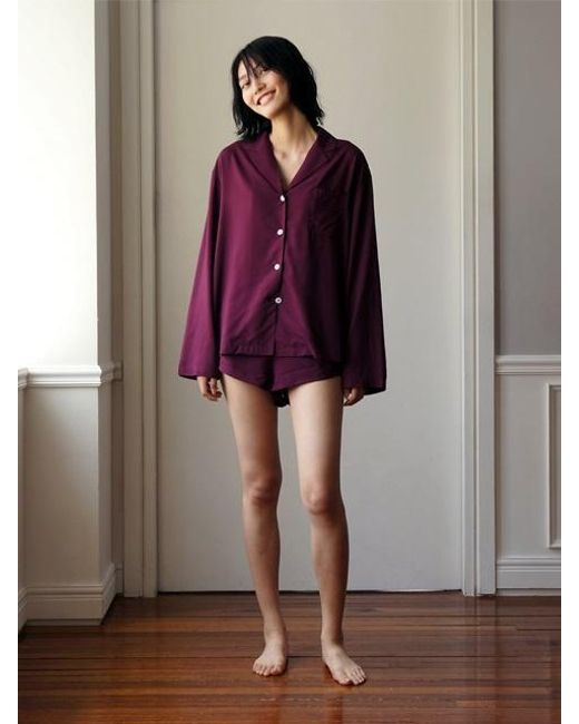 W Concept | Multicolor The Pajama Set - Pansy | Lyst