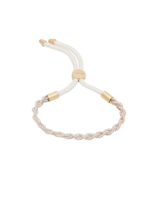 VIOLLINA - Metallic Color Chain Bracelet - Lyst