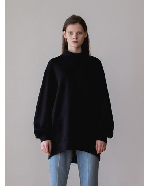 AEER - Back Label Sweat Cotton Tshirts Black - Lyst