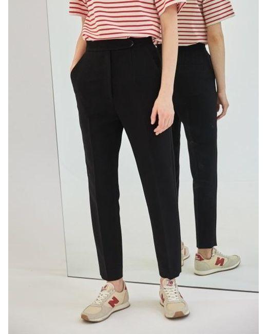 COLLABOTORY - Black Baama6002m High Waist Hepburn Pants - Lyst