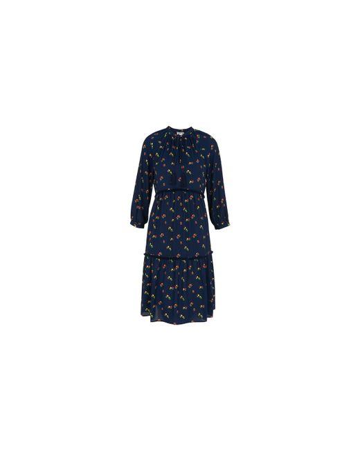 Whistles - Blue Ashley Isla Print Dress - Lyst