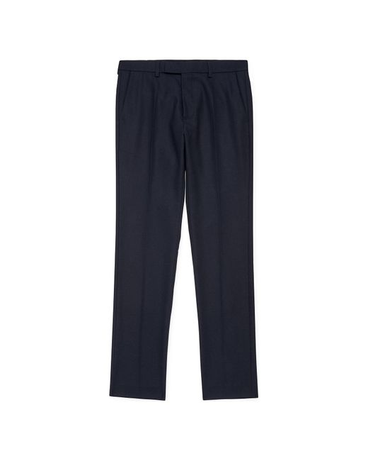 Whistles - Blue Slim-fit Twill Trousers for Men - Lyst