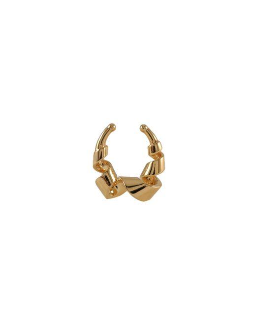 MARIE JUNETM Jewelry - Metallic Loopty Loop Gold Septum Ring - Lyst