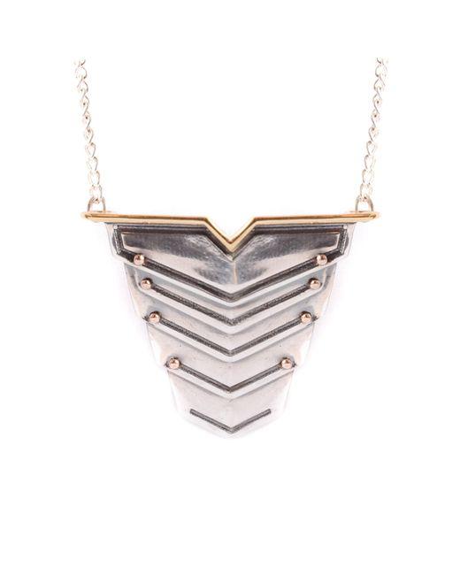 Lee Renee | Metallic Romeo Necklace for Men | Lyst