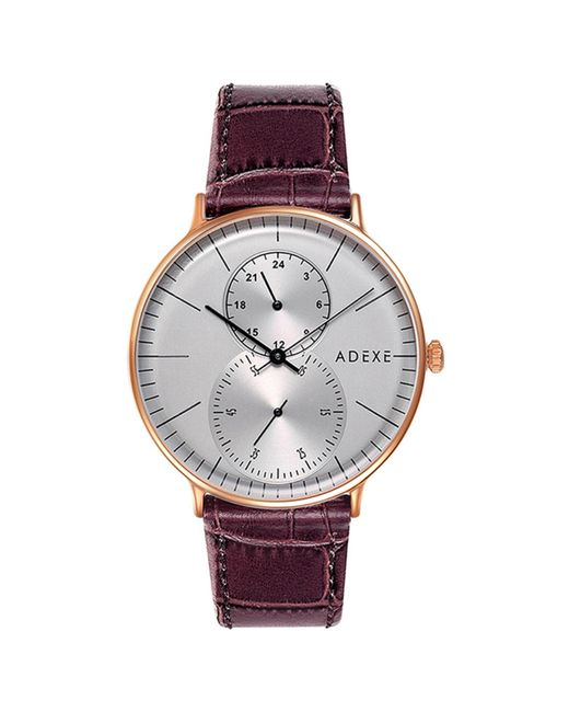ADEXE Watches | Multicolor Foreseer Grande Dark Brown for Men | Lyst
