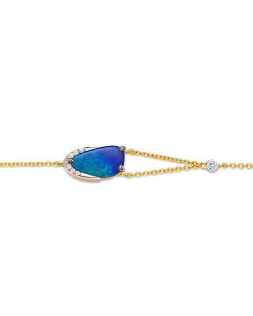 Elham and Issa Jewellery | Blue Amwaj Bracelet | Lyst