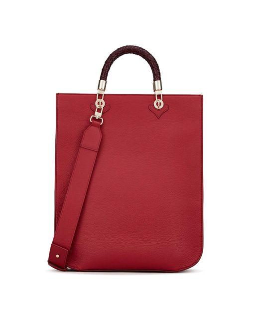 illicia - Red Sophia Amaranto Interchangeable Woven Handles B - Lyst