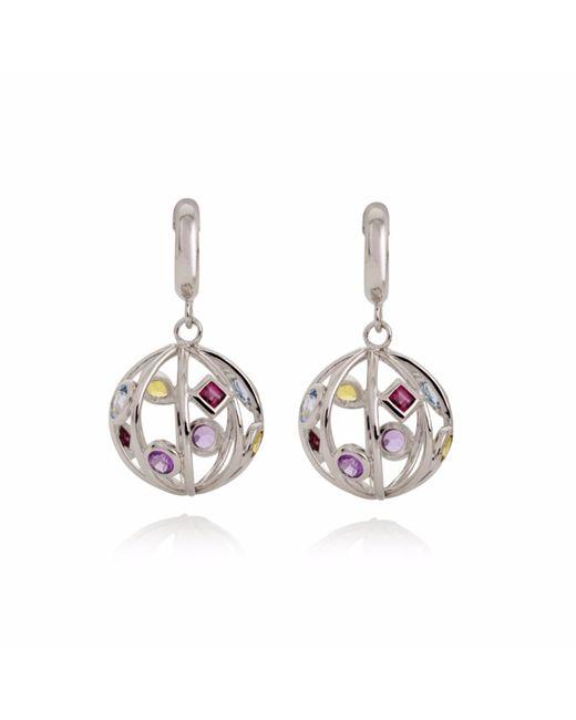 Manja | Metallic Votra Earrings | Lyst