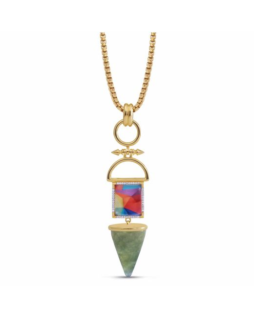 LMJ - Metallic Splashy Flashy Pendant - Lyst