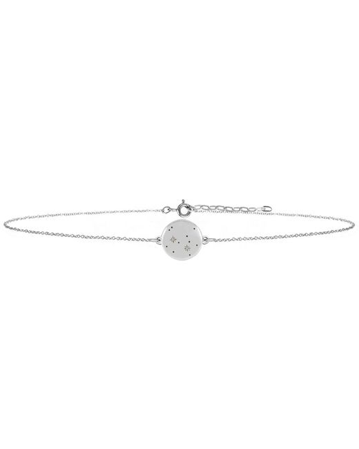 No 13 - Multicolor Sagittarius Zodiac Constellation Choker Diamonds & Silver - Lyst