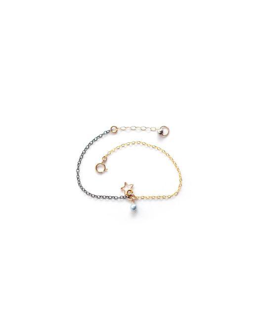 Amundsen Jewellery | Metallic Tiny Star Bracelet | Lyst