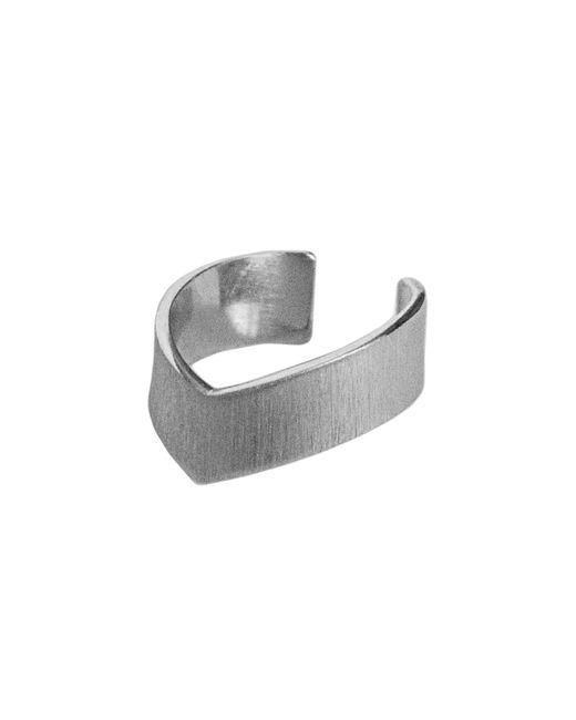 Dutch Basics - Metallic The Knuckle Point Ring - Lyst