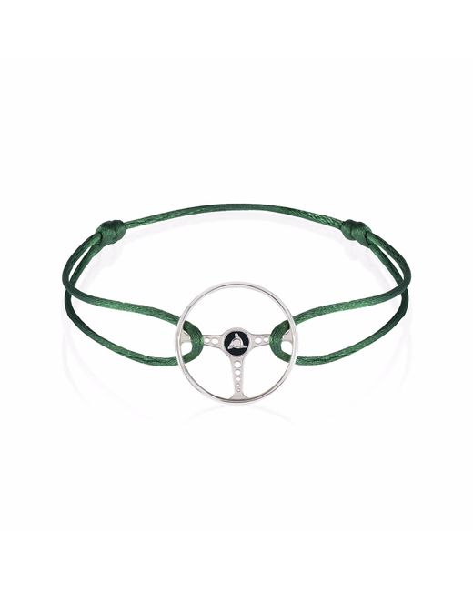 The Mechanists | Revival Steering Wheel On British Green Cord for Men | Lyst