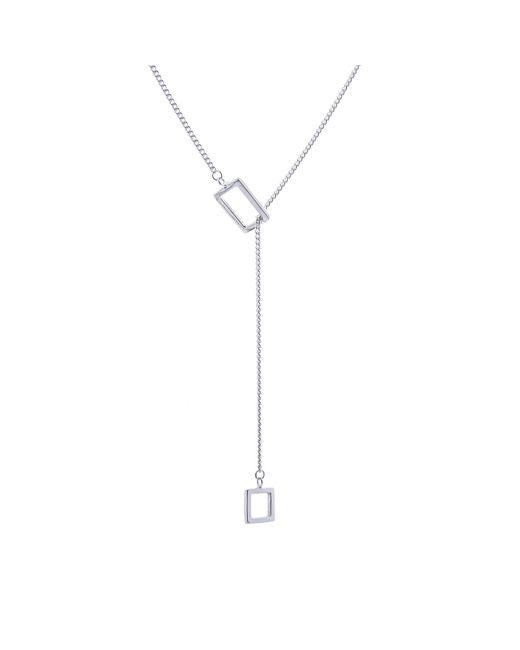 ANUKA Jewellery | Metallic Koti Slip Through Necklace | Lyst