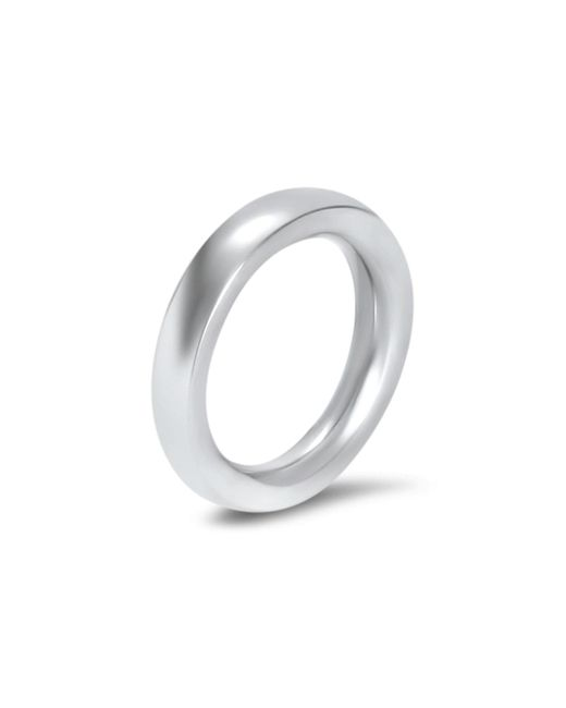 Hargreaves Stockholm | Metallic Commitment A White Gold Band | Lyst
