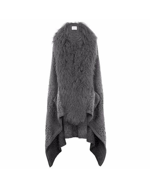 Hayley Menzies - Gray Portobello Blanket Charcoal - Lyst