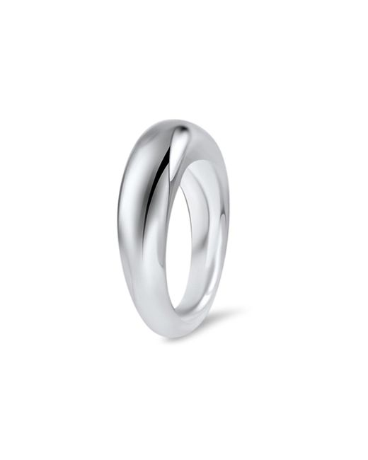 Hargreaves Stockholm - Metallic Fealty Silver Ring - Lyst