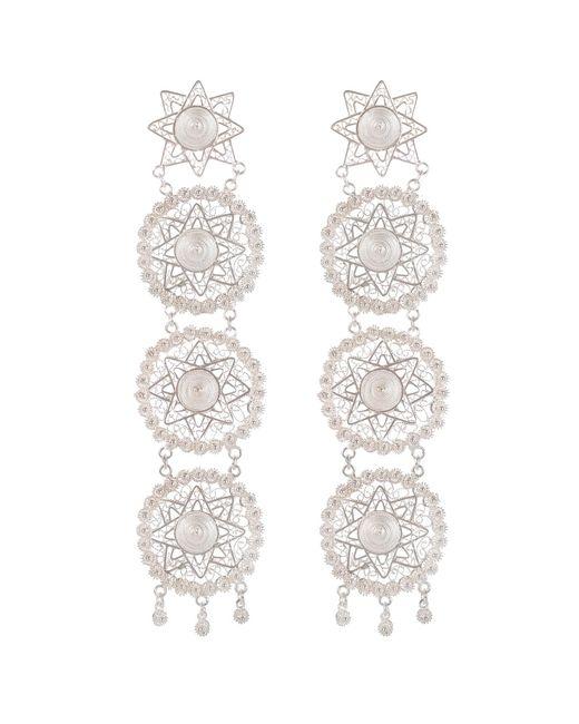 Vanilo Luna Earrings WATfX5Hio