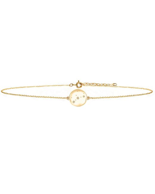 No 13 - Multicolor Virgo Zodiac Constellation Choker Diamonds & Gold - Lyst