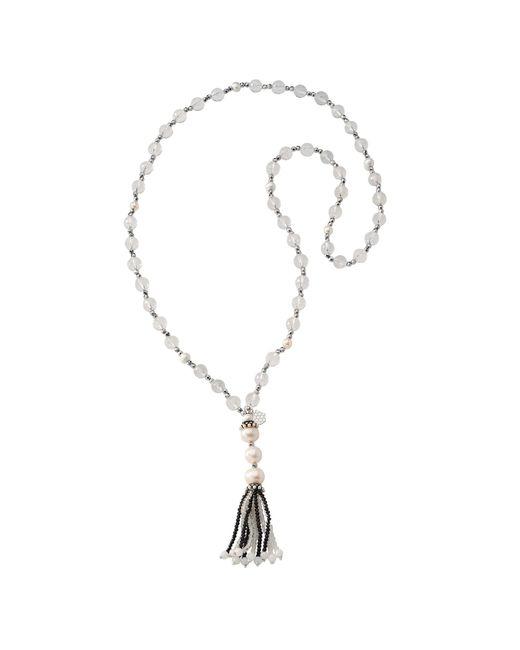 Mielini | Metallic Kali Necklace | Lyst