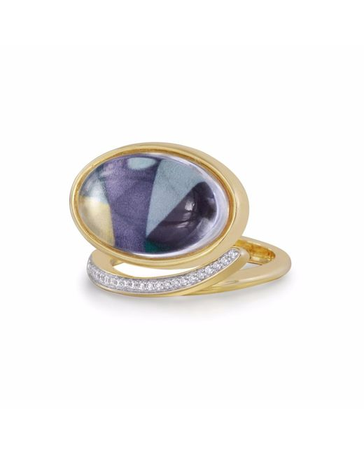 LMJ | Multicolor Drama Queen Ring | Lyst