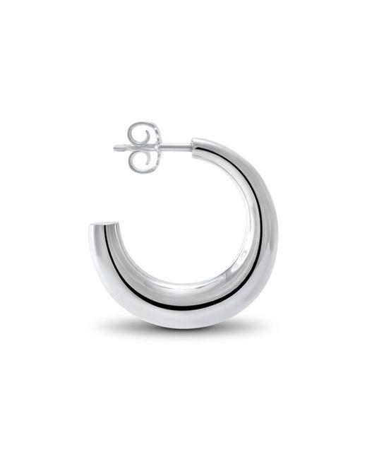 Hargreaves Stockholm - Metallic Fealty Silver 3/4 Earring - Lyst