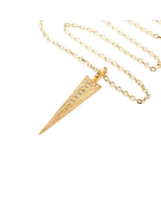 Ona Chan Jewelry | Metallic Gold | Lyst