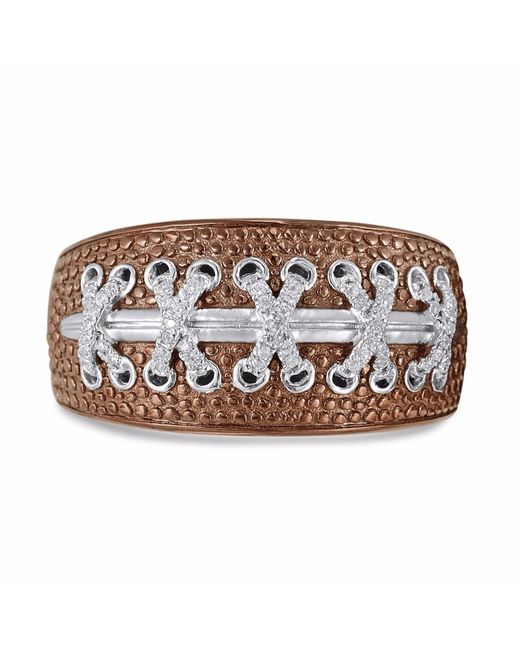 LMJ | Metallic Touchdown American Football Ring for Men | Lyst