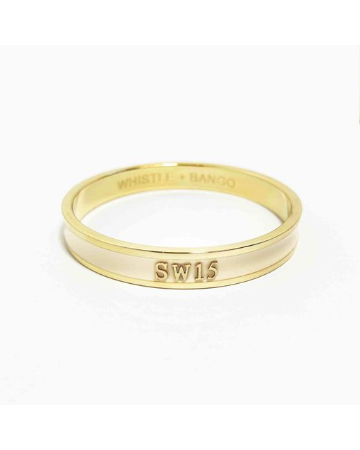 Whistle & Bango - Metallic Sw15 Bangle - Lyst